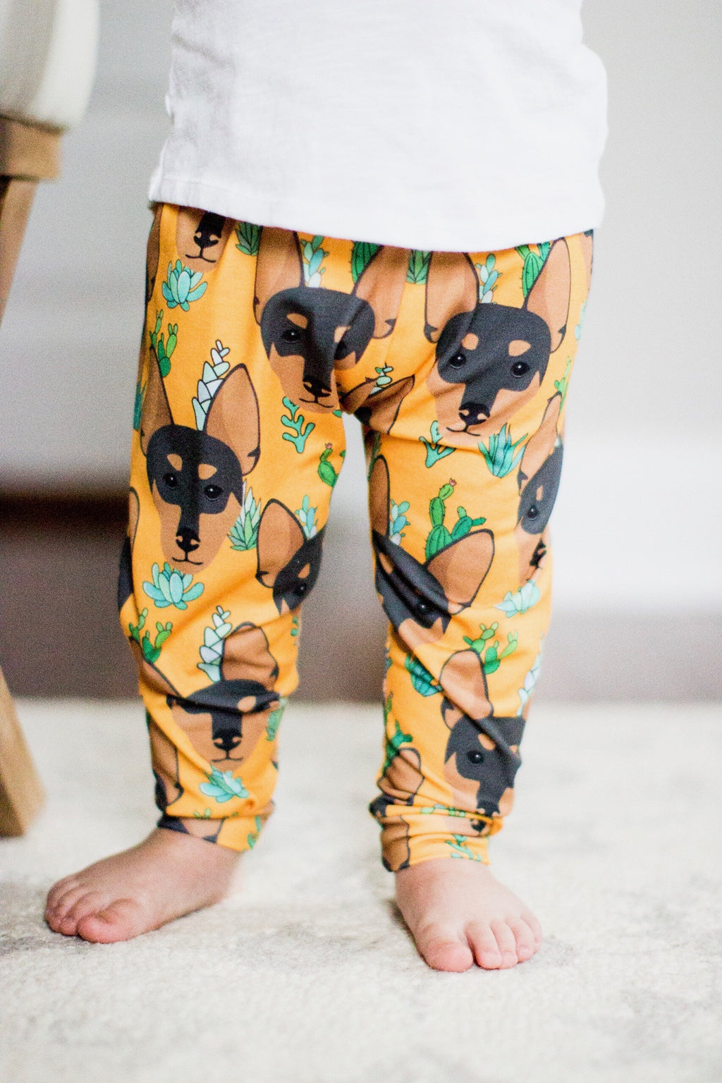 Miniature Pinscher Leggings