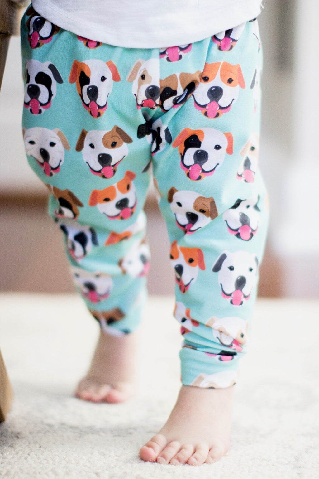 American Bulldog Leggings