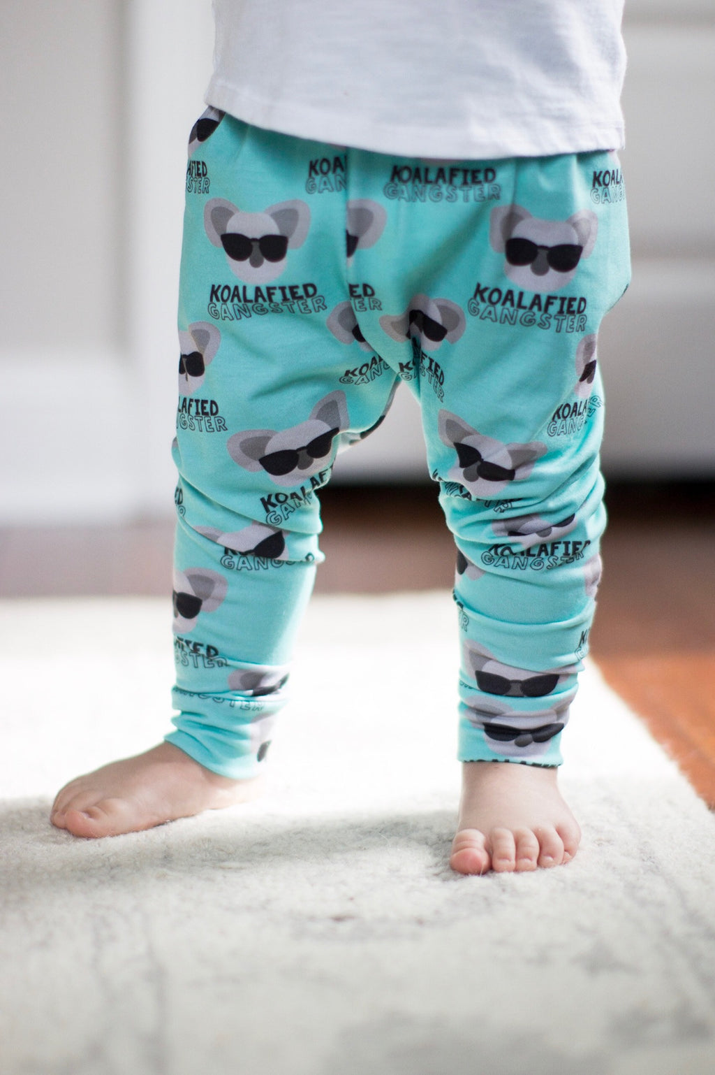 Koalafied Gangster Koala Leggings