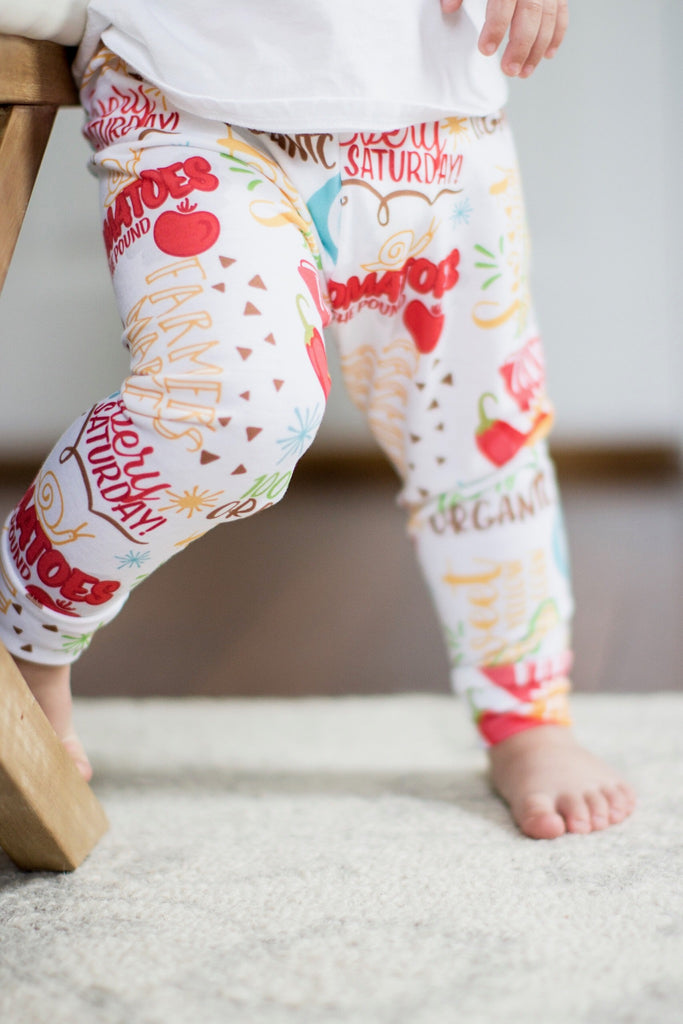 Farmers Market Leggings