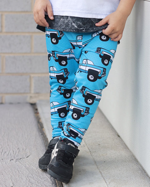 Squarebody Truck Leggings
