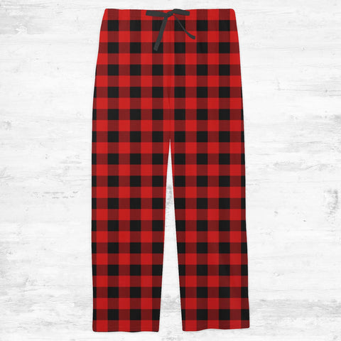 Buffalo Plaid Adult Pajamas