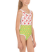 Taco and Chili Pepper Kids Swimsuit