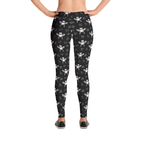 Stand Up For Pits Angel Women's Leggings