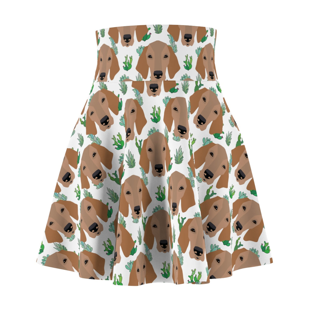 Vizsla Women's Skater Skirt