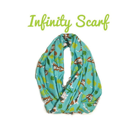 Matching Mom Infinity Scarf - You Choose Your Fabric!
