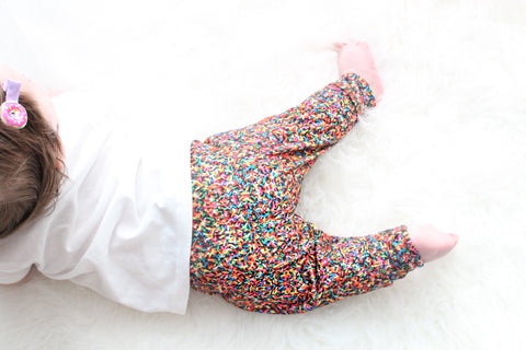 Rainbow Sprinkle Leggings