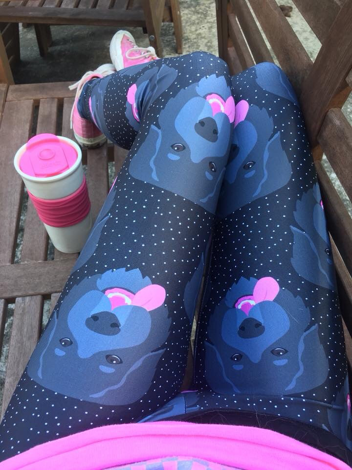 Newfoundland Dog Women's Leggings