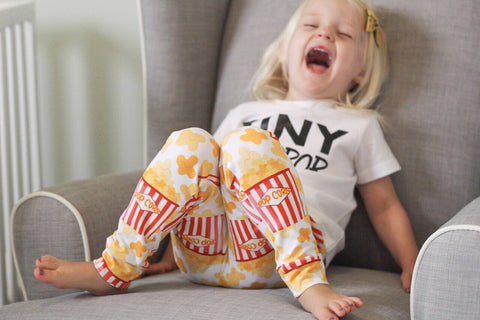 Popcorn Leggings