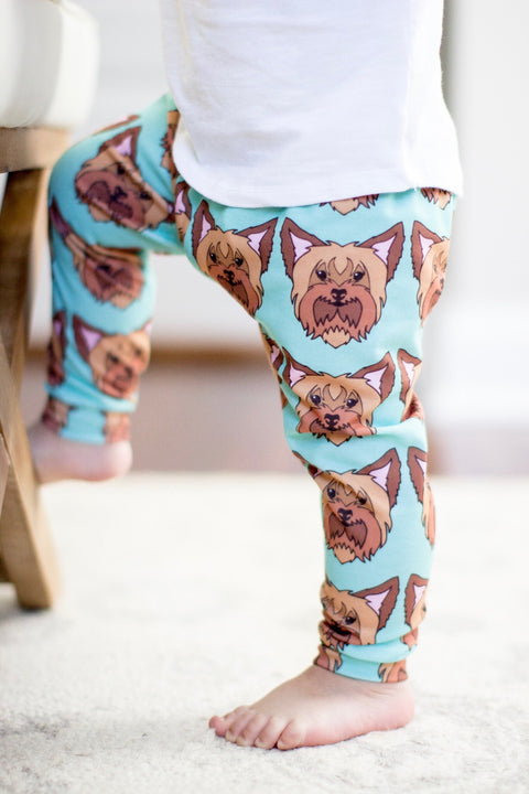 Yorkie Terrier Leggings