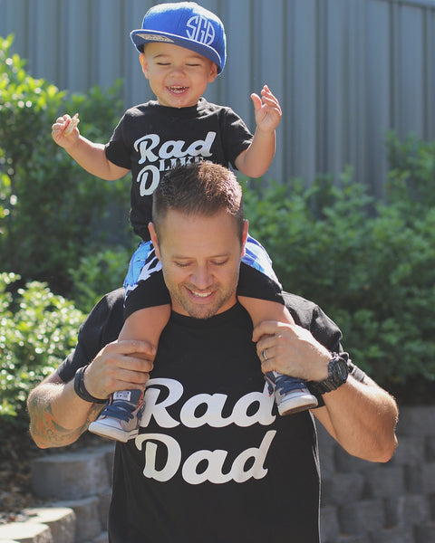 Rad Dad Short sleeve men's t-shirt