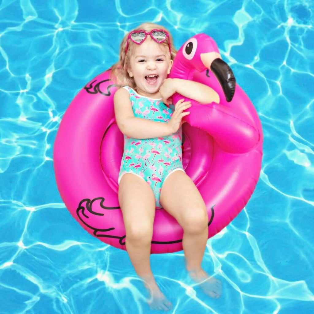 Flamingo Kids Swimsuit