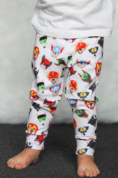 Super Pup Leggings