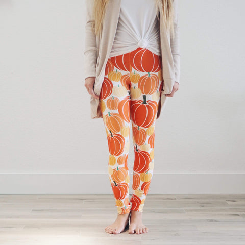Pumpkin Patch Women's Leggings