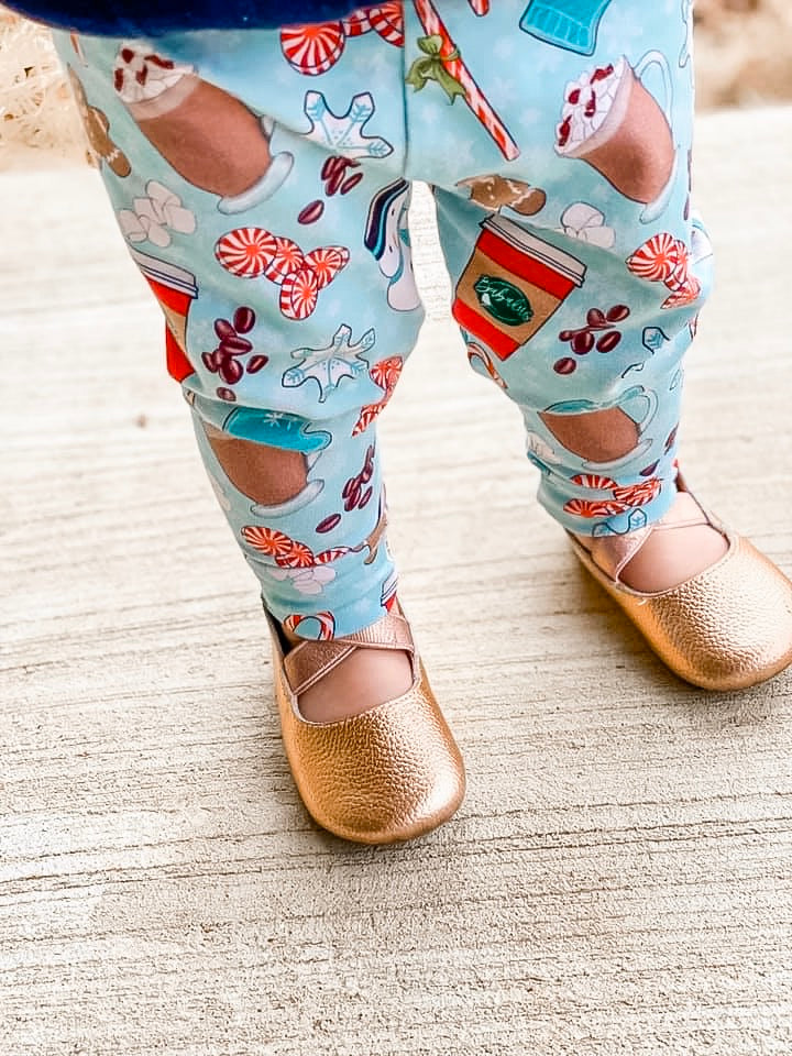 Babalus Holiday Christmas Leggings