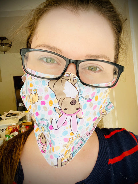 Easter Pitty Mask