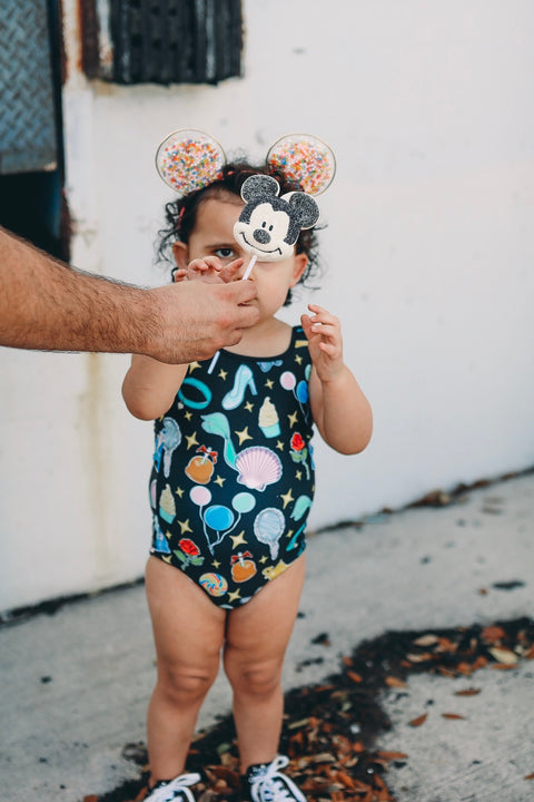 Once upon a Babalus Kids Swimsuit