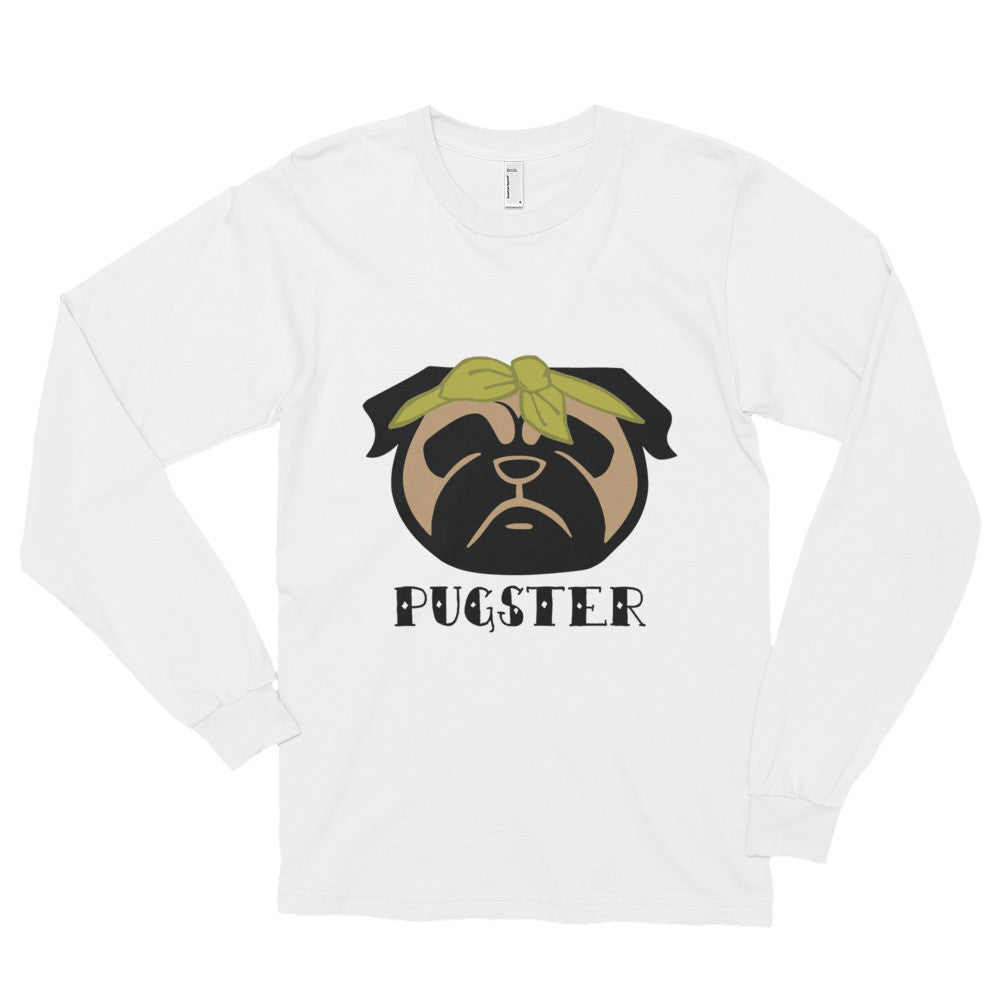 Pugster Long sleeve t-shirt (unisex)