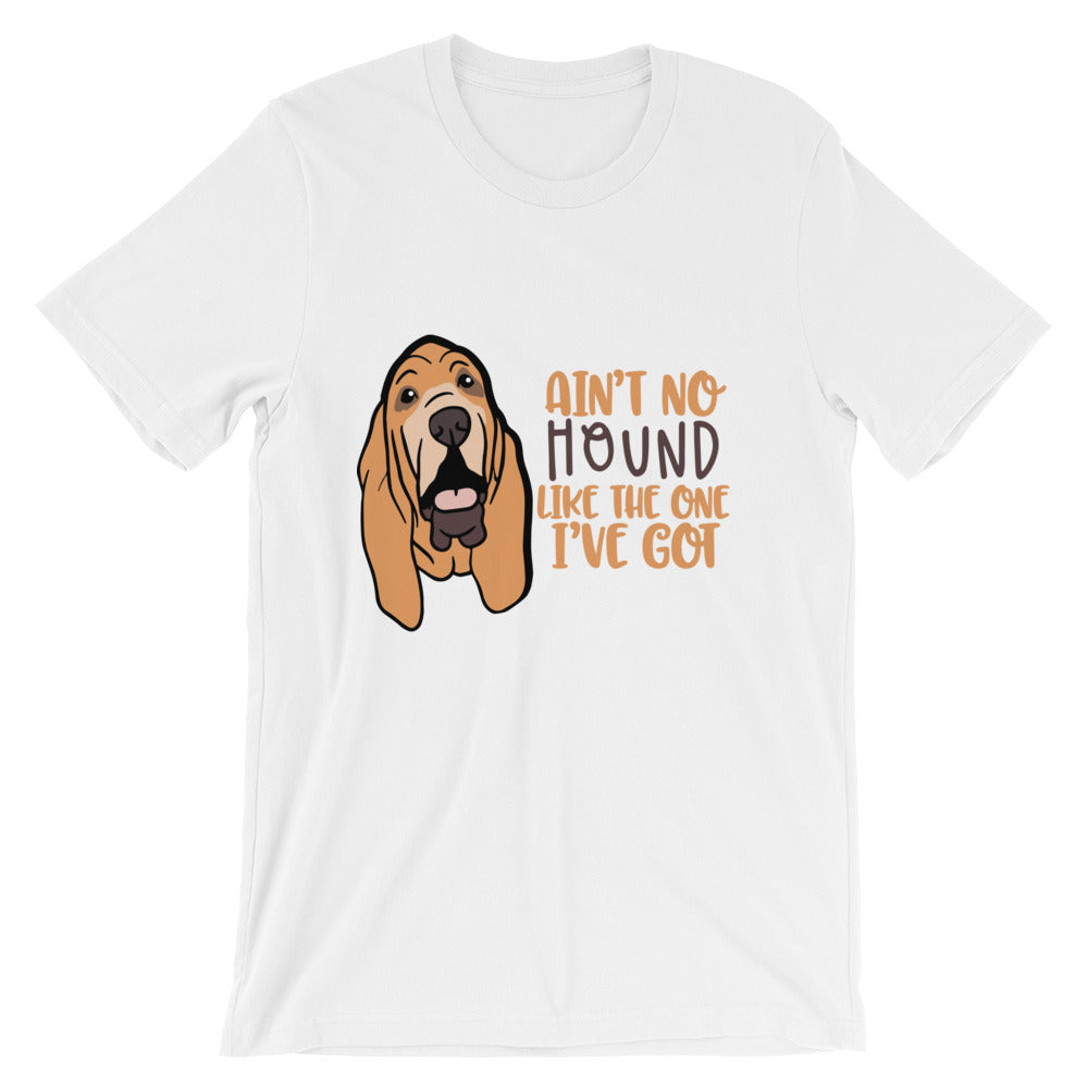 Bloodhound Short-Sleeve Unisex T-Shirt
