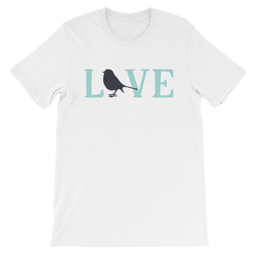 Babalus Love Short-Sleeve Unisex T-Shirt