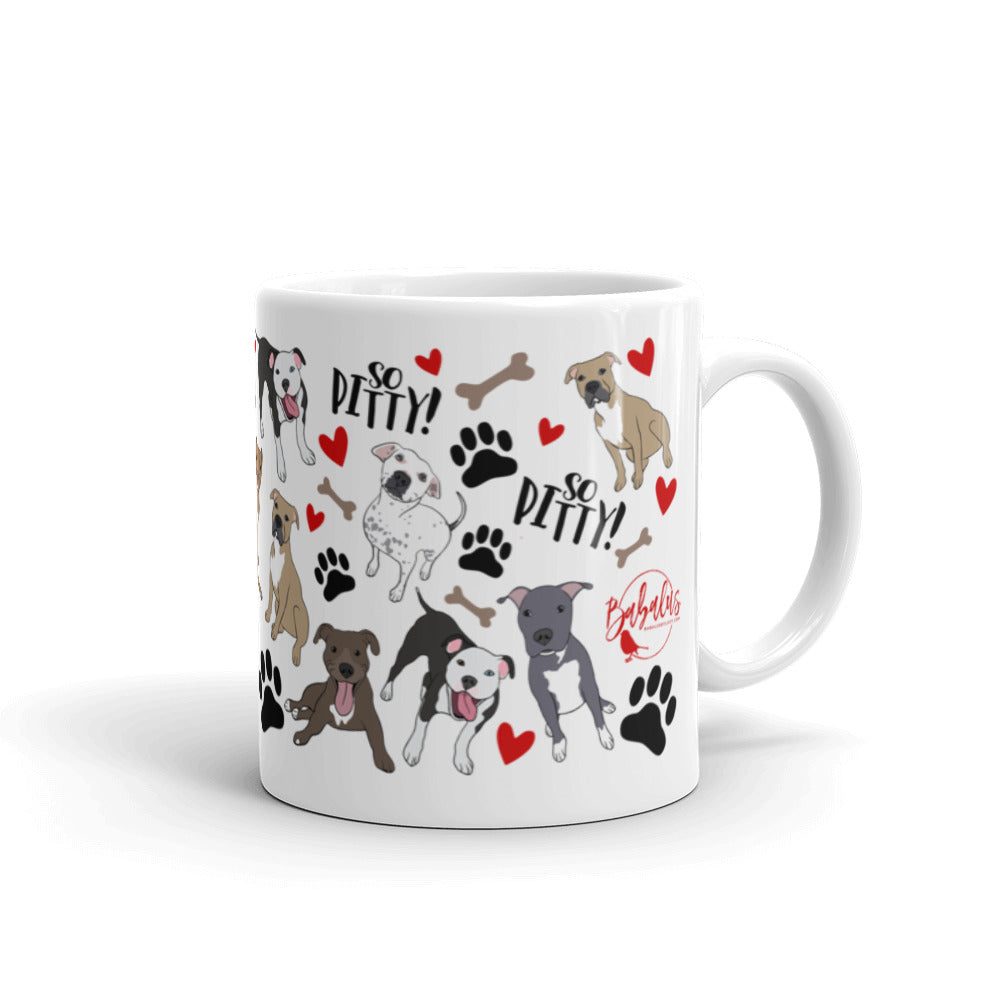 So Pitty Pitbull Mug
