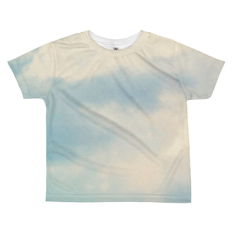 Cloud All-over kids sublimation T-shirt