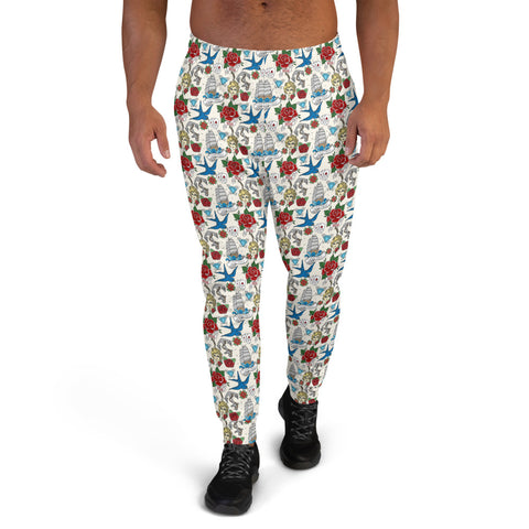 Sailor Tattoo Men's Joggers