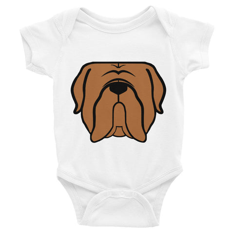Mastiff Infant Bodysuit
