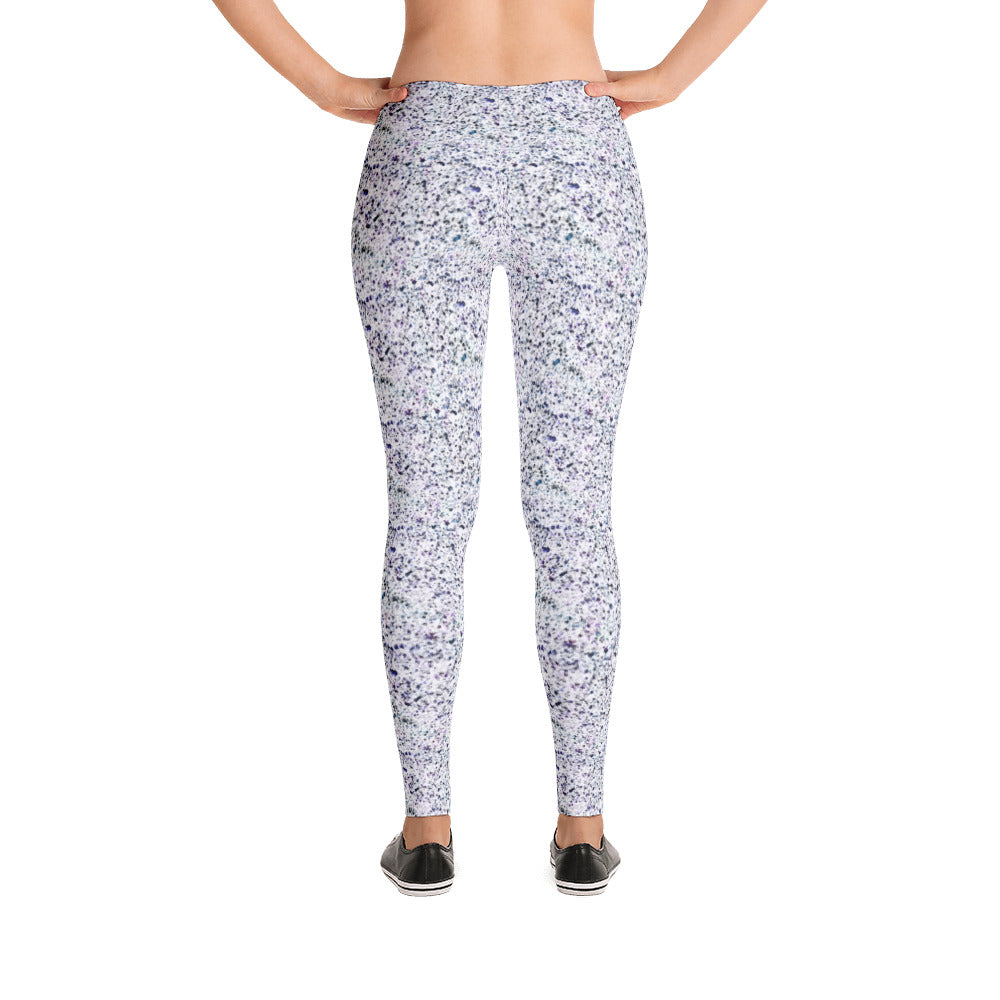 Speckled Women's Leggings