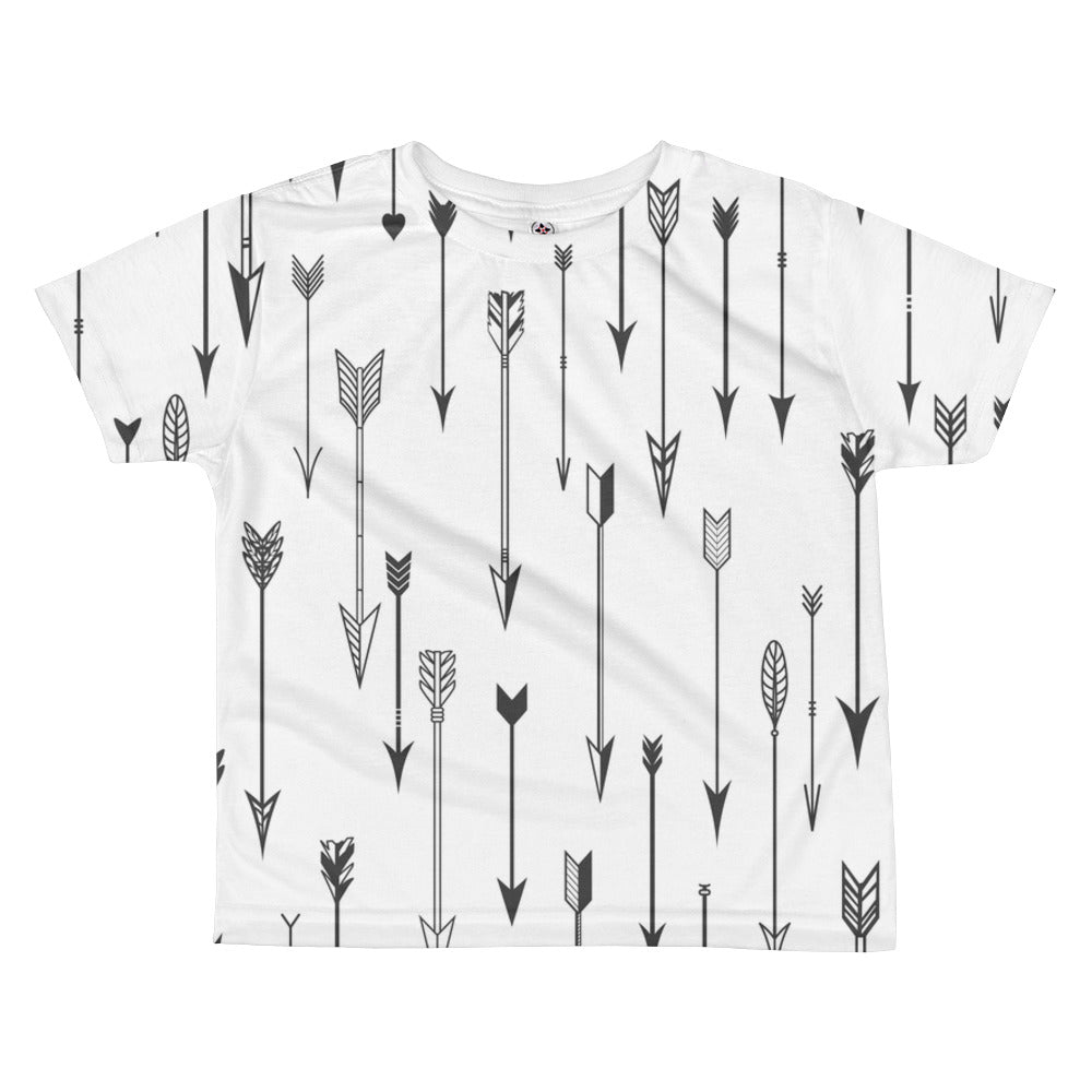 Arrow All-over kids sublimation T-shirt
