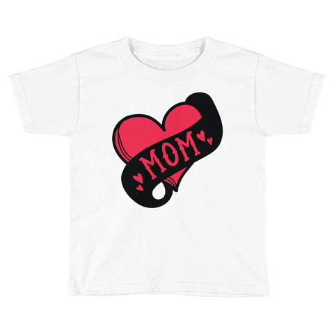 Mom Kids Short Sleeve T-Shirt
