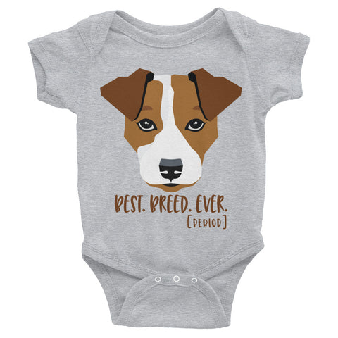 Jack Russell Infant Bodysuit