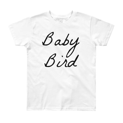 Baby Bird Youth Short Sleeve T-Shirt