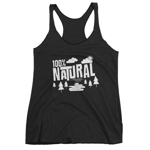 100% Natural Women's tank top