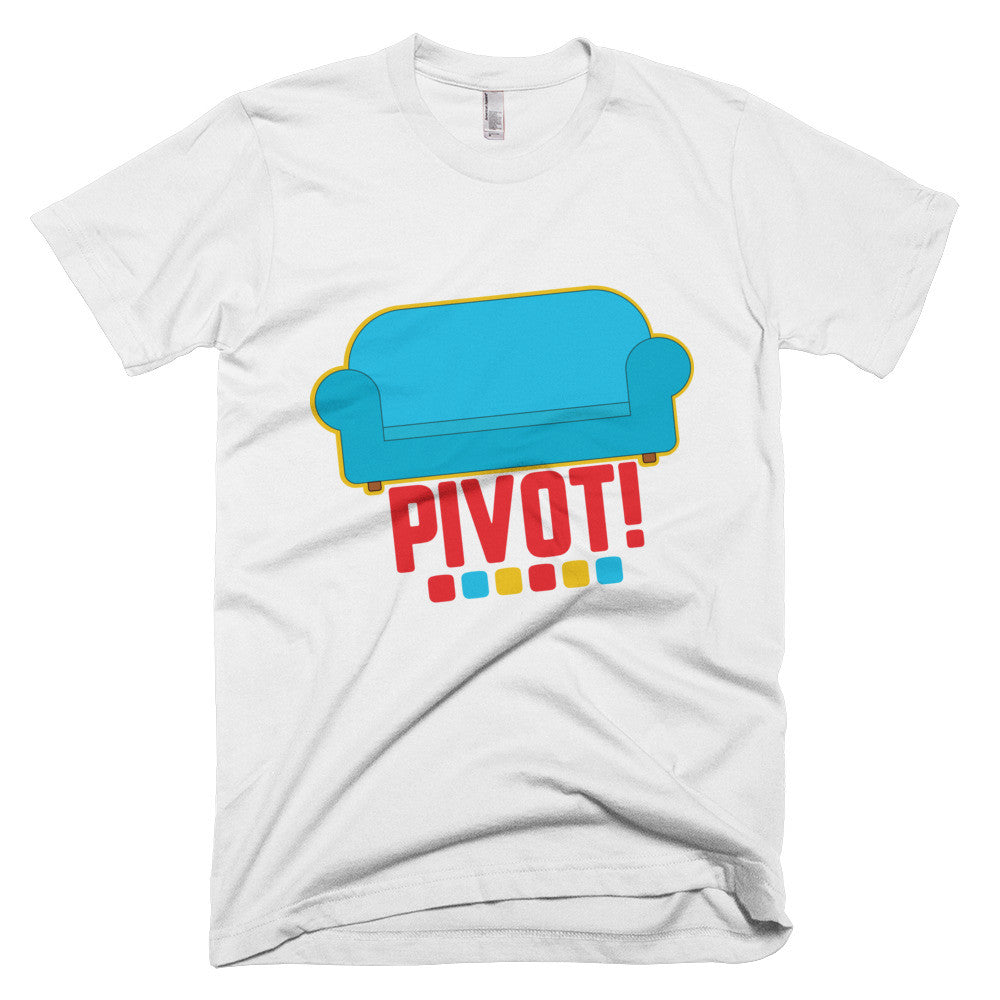 PIVOT Short sleeve men's t-shirt