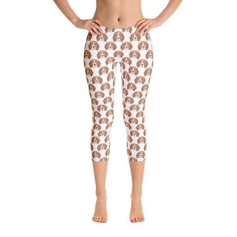 Beagle Capri Leggings