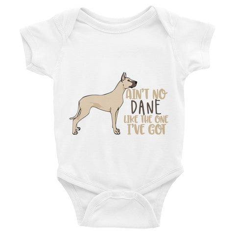 Great Dane Infant Bodysuit