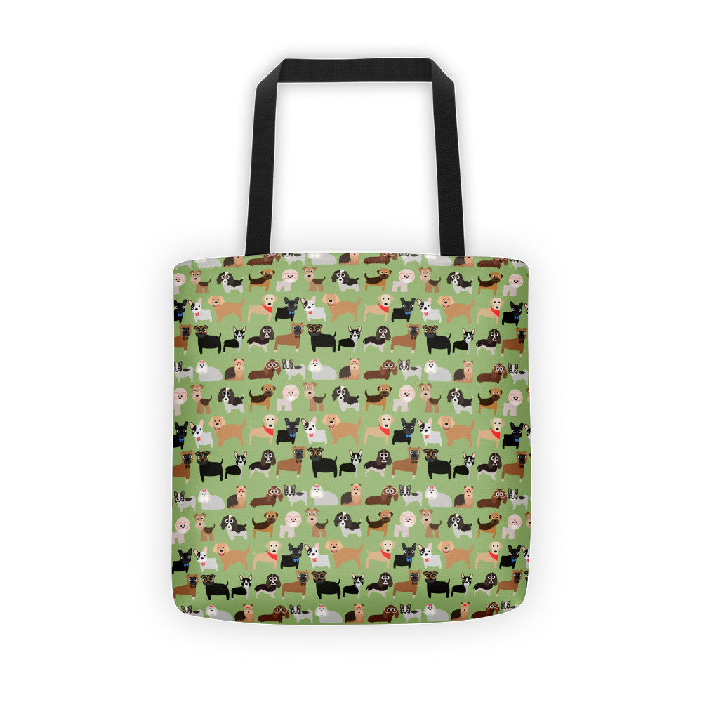 Love Puppies Tote bag