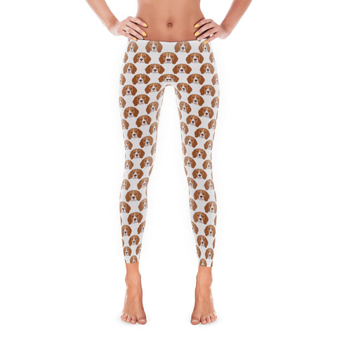 Beagle Print Women's Leggings