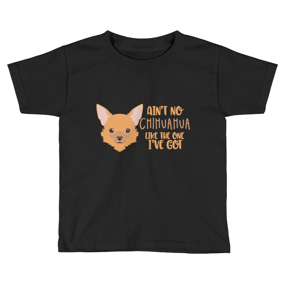 Chihuahua Kids Short Sleeve T-Shirt