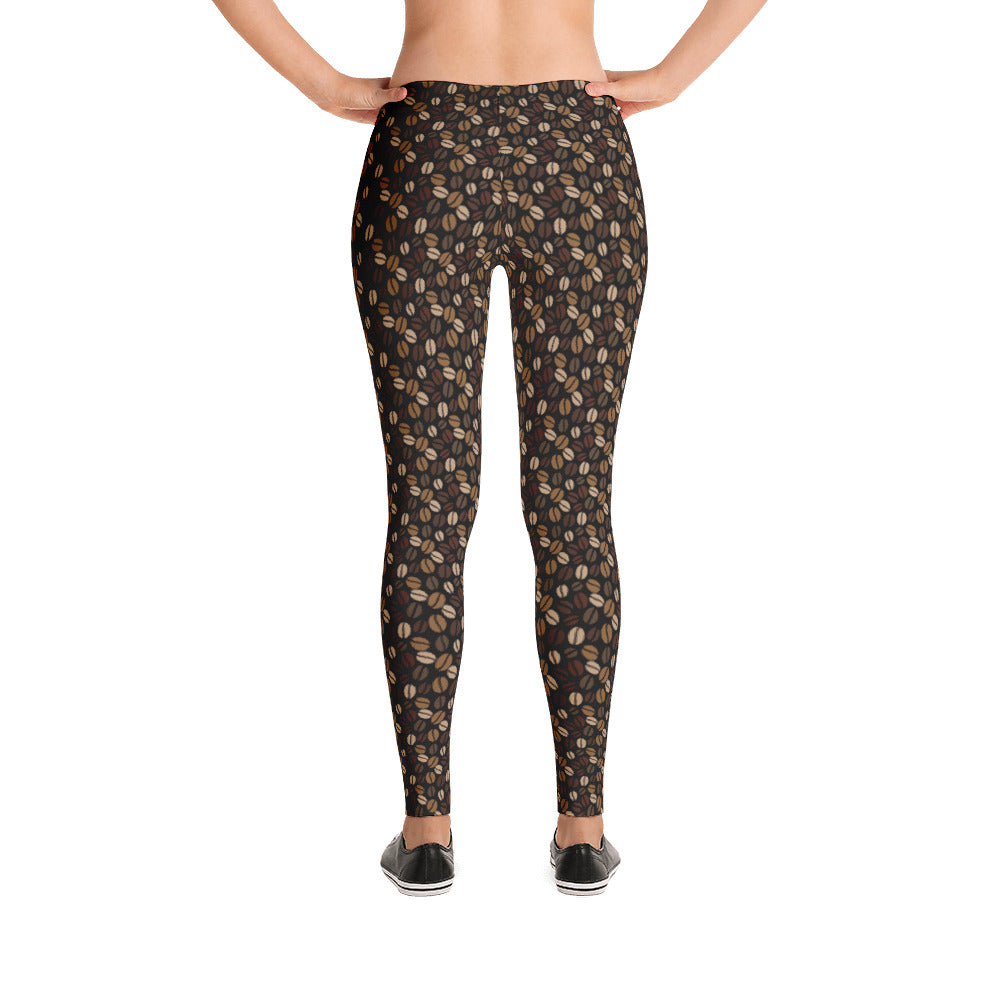 Coffee Bean Women's Leggings