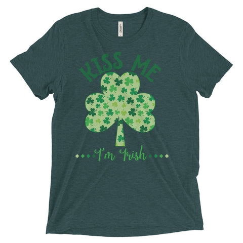 Kiss Me St Patricks Day Short sleeve t-shirt