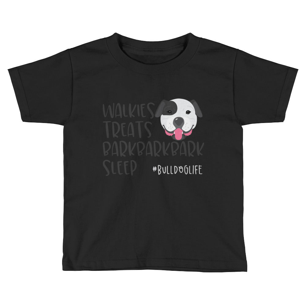 American Bulldog Kids Short Sleeve T-Shirt