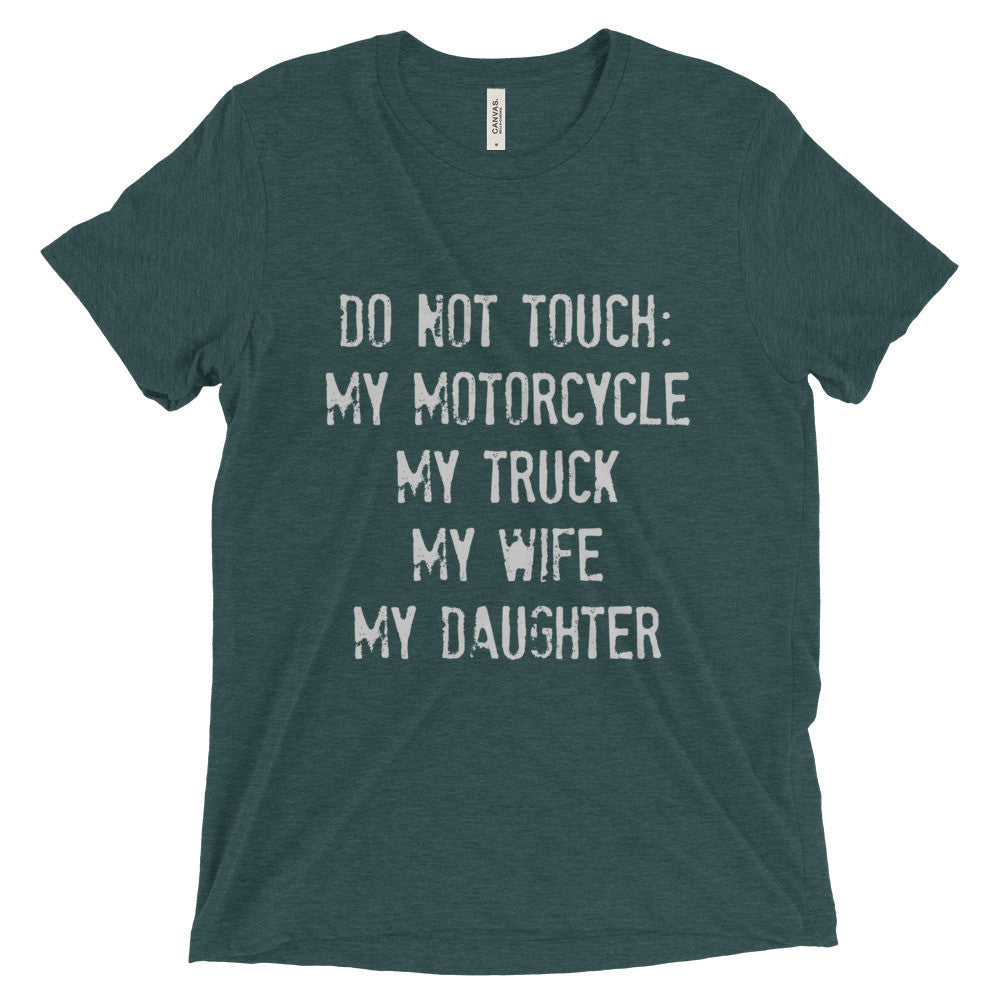 Do Not Touch Short sleeve t-shirt