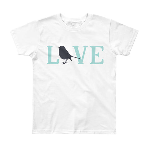 Babalus Love Youth Short Sleeve T-Shirt