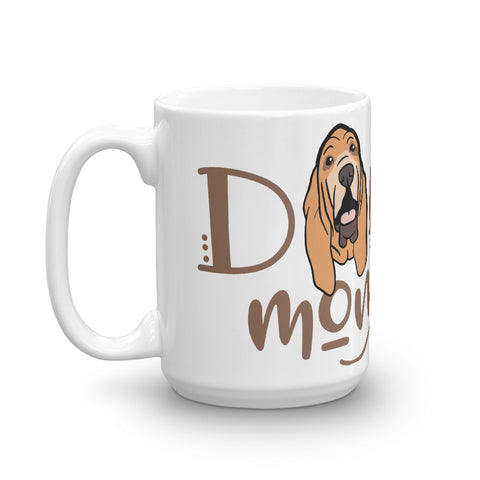 Bloodhound Dog Mom Mug