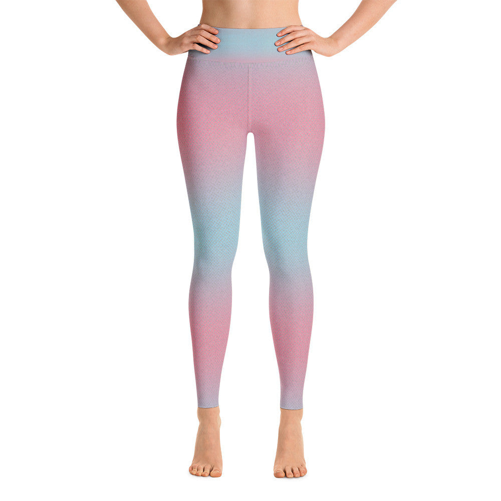 Mermaid Yoga Leggings
