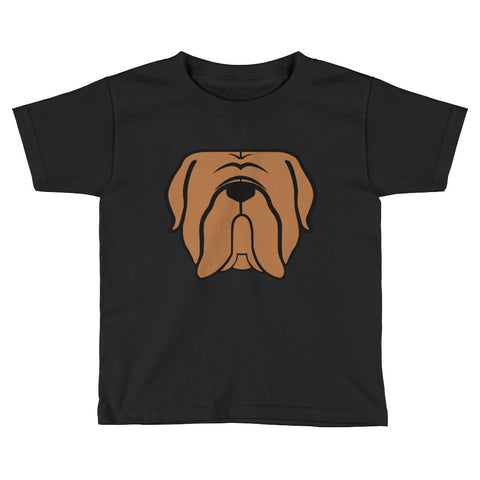 Mastiff Kids Short Sleeve T-Shirt
