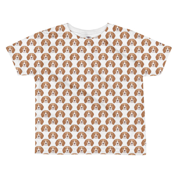Beagle All-over kids sublimation T-shirt