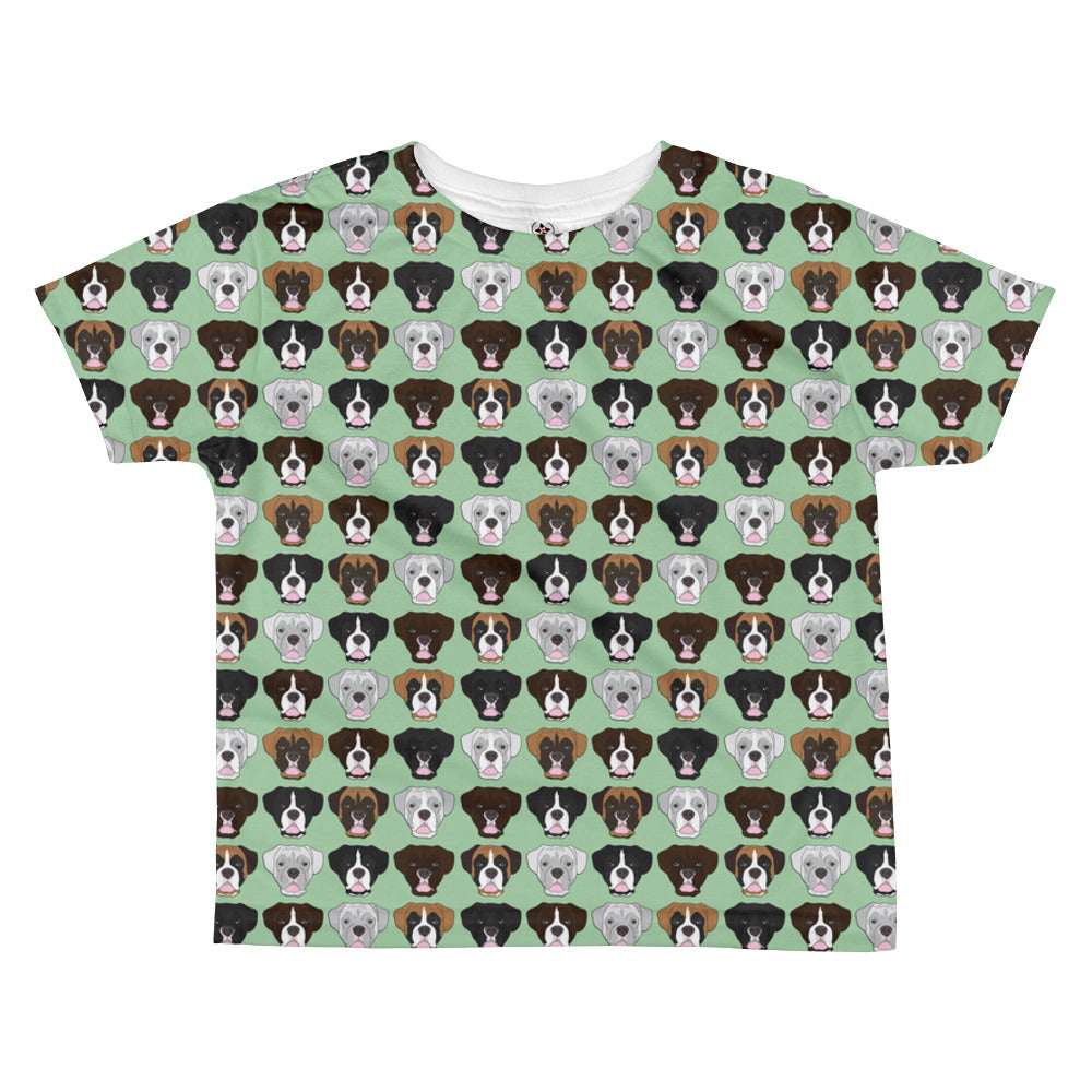Boxer All-over kids sublimation T-shirt